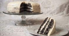 Sweet Cakes, Celebration Cakes, Butter Dish, Tiramisu, Dessert Recipes, Food, Poppy, Tarts, Essen