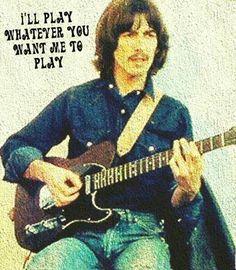 George Harrison (Name that tune!)