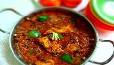 Kadai chicken / karahi chicken