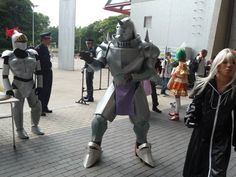 Alchemist Brotherhood, Cosplay Dresses, Awesome Cosplay, Alphonse Elric, Alphons Elric, Full Metals Alchemist, Alchemist Al, Full Metal Alchemist, Fullmetal ...