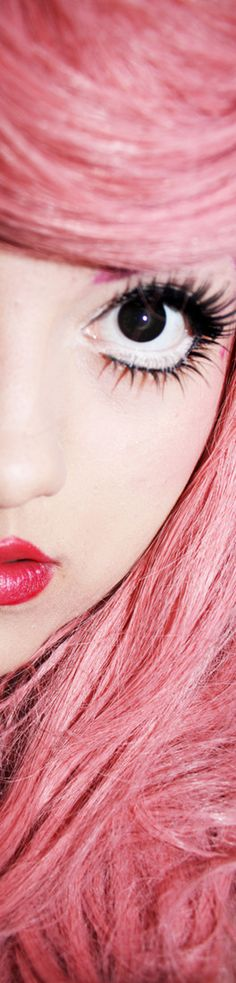 doll eyes <3  here you can see her real lash line is hidden and they are white....interesting실시간카지노 AK7477.COM  바카라사이트 라이브바카라