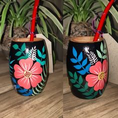Discover recipes, home ideas, style inspiration and other ideas to try. Painted Plant Pots, Painted Flower Pots, Mug Art, Cool Mugs, Pottery Mugs, Mandala, Event Decor, Art For Kids, Branding Design