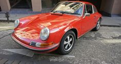1972 Porsche 911 - 2.4 E Maintenance/restoration of old/vintage vehicles: the material for new cogs/casters/gears/pads could be cast polyamide which I (Cast polyamide) can produce. My contact: tatjana.alic@windowslive.com