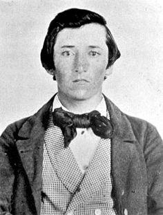 William Quantrill - Confederate Guerrilla-Leader of the most savage fighting unit in the Civil War, William Quantrill developed a style of guerrilla warfare that terrorized civilians and soldiers alike.