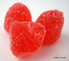 Gelehallon - the best raspberry gelee candy ever!
