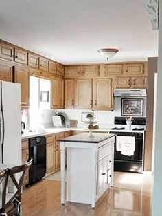 Kitchen Makeovers - Kitchen Remodeling and Makeover Ideas - Country Living