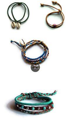 Friendship Bracelets, Chakra Jewelry, Bohemian Wrap Bracelets