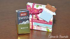 Presente - Travel Chocolate Box 2