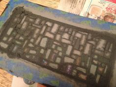 The wonderful world of grouting, from the Phoenix Handcraft blog