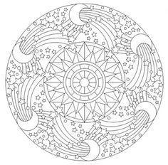 Pin Auf Mandalas