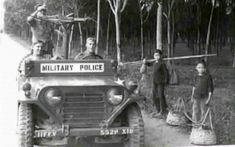 18th Military Police Brigade Vietnam War. Long Binh, South Vietnam Headquarters.