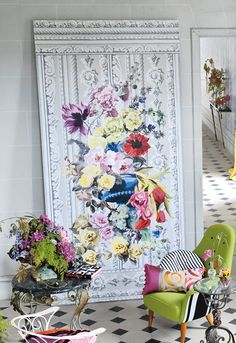 Designers Guild and most definitely one of my faves!!!