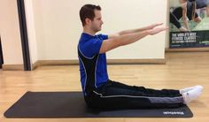 Pilates increases flexibility and mobility