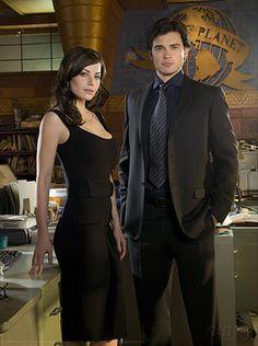 Lois and Clark...Smallville