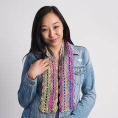 The Shindig Scarf is a sweet little pattern that you can definitely crochet this weekend 🎉 Scarf Patterns, Crochet Patterns, Cairns, Learn To Crochet, Crochet Scarves, Color Change, Free Crochet, Weaving, June