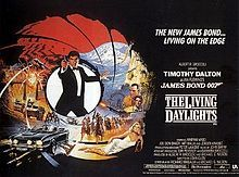 The Living Daylights (1987) 6/10