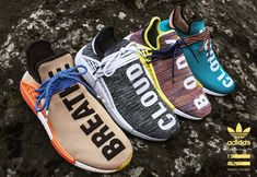 8c4a91453282 Pharrell x adidas NMD Hu Trail Collection Drops This Weekend