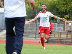 #Maximilian #Zimmer Torjubel in Richtung unseres Cheftrainers #Steffen #Baumgart (Teil 1)