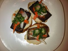 tofu bahn mi with pickled veg - Keith