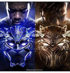 T'challa vs Killmonger