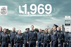 A Radical Police Rebranding that Starts with a Superb Website