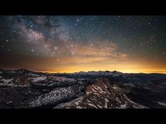 Incredible HD footage through Yosemite National Park.