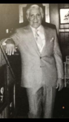 Private photo of deceased bonnano family boss Phillip rusty rastelli