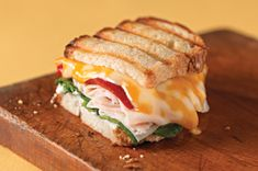 Bistro Panini Recipe - Kraft Recipes