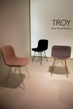 Troy chair by Marcel Wanders for Magis