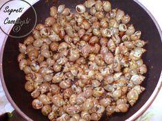 maruzzielli,ricetta maruzzielli di mare,lumache di mare,ricette con il pesce,ricette crostacei,ricetta facile maruzzielli in padella,lumache di mare ricetta