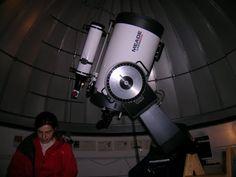 """Telescopi d'observació MEADE LX200 GPS (16"""") - Observatori Astronòmic Món Natura Pirineus - Les Planes de Son  http://www.astropardines.cat"""