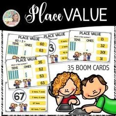 Boom Cards - Place Value