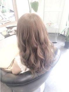 ヘアアレンジ:ふんわりミルクティーベージュ/Vida creative hair salon[ウ゛ィダ クリエイティブ ヘアー サロン](祇園)の美容室情報