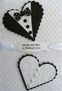 40 Creative Wedding Invitations for Every Style of Celebration – Page 2 – Yup Wedding Wedding Cards Handmade, Greeting Cards Handmade, Wedding Gifts, Wedding Scrapbook, Scrapbook Cards, Love Cards, Diy Cards, Wedding Shower Cards, Engagement Cards