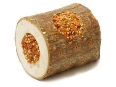 Carrot Woodroll, gnagarbit med morotstouch