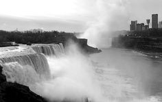The amazing force of nature! Niagara Falls, History, Amazing, Nature, Travel, Historia, Viajes, Naturaleza, Destinations