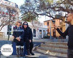 Alegre-se. Valparaiso Chile.   #chile #americadosul #sudamerica #viagem #viajar #ferias #vacaciones #trip #travel #inverno #santiago #valparaiso