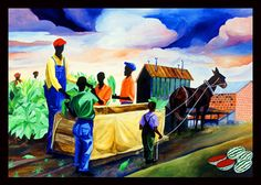 Old Times Ivey Hayes Paintings | and printing to produce a vivid and detailed reproduction.