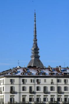 Turin. Mole Antonelliana's Poin of View