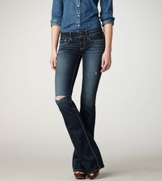 Love american eagle jeans.