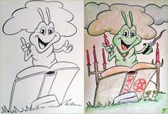 21 Best Coloring Pages Gone Wrong images | Funny stuff, Adult ...