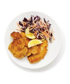 Crispy chicken with coleslaw, teriyaki chicken and pesto chicken pasta salad Easy Chicken Thigh Recipes, Chicken Recipes, Recipe Chicken, Chicken Meals, New Recipes, Cooking Recipes, Favorite Recipes, Easy Recipes, Goose Recipes