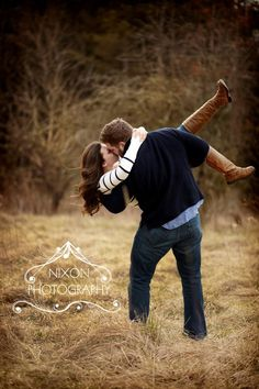 This is cute...  (mine could be an after we're married photo!! ;) hehe)
