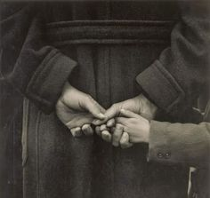 Father and Son 1954 / (Dorothea Lange)