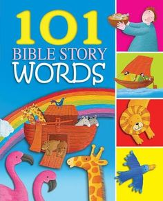 Easter gifts for baby toddler lift the flap bible board book 101 bible story words negle Gallery