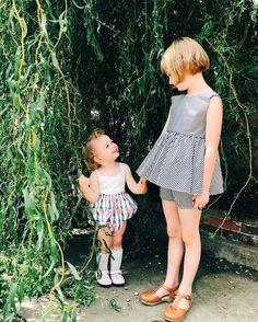 いいね!9,798件、コメント21件 ― Karla Jean Davis 📽🎬さん(@mintkarla)のInstagramアカウント: 「Olive and Franny hanging out is basically as cute as you think it would be. 🤦♀️ Had so much fun…」 Preteen Girls Fashion, Baby Girl Fashion, Toddler Fashion, Kids Fashion, Baby Kids, Toddler Girl, Little Kid Fashion, Young Fashion, Girls Rompers