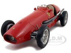 1953 The Super Ferrari 500 F2 1/18 Diecast Model Car CMC 056