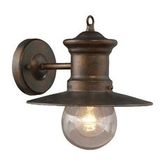 Found it at Joss & Main - Edna Outdoor Wall Lantern