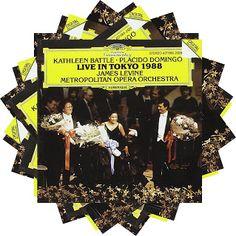 Il galà della musica The music gala Kathleen Battle & Placido Domingo, Live in Tokio