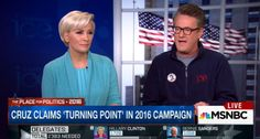 'Morning Joe' predicts convention chaos: GOP hates Donald Trump — but they 'loathe' Ted Cruz  04.06.16